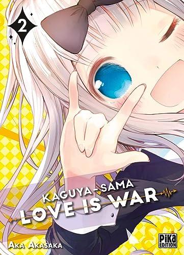 Kaguya-sama Love is War 2