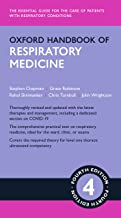 Oxford Handbook of Respiratory Medicine 4e (Oxford Medical Handbooks)