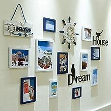 إطارات الصور الجدارية إطارات الصور الجدارية، ديكور غرفة النوم خلفية صورة حائط، ألبوم الصور معلقة على الحائط، ملحقات حروف د...
