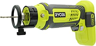 Ryobi P531 One+ 18-Volt Cordless Speed Saw Rotary Cutter w/Included Bits (Battery Not Included/Tool Only)