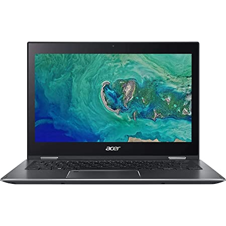 "Acer Spin 5 2-in-1 13.3"" FHD Touchscreen Business Laptop Computer_ Intel Quad-Core i7 8565U up to 4.6GHz_ 16GB DDR4 RAM, 512GB PCIe SSD_ Windows 10 Pro_ BROAGE 64GB Flash Stylus_ Online Class Ready"