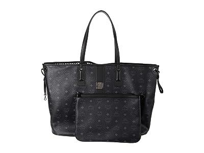MCM Shopper Project Visetos Shopper Large (Black) Bags