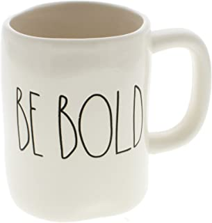 Rae Dunn by Magenta BE BOLD Ceramic LL Coffee Mug