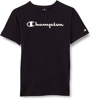 Champion Legacy Classic Logo T-Shirt Bambino