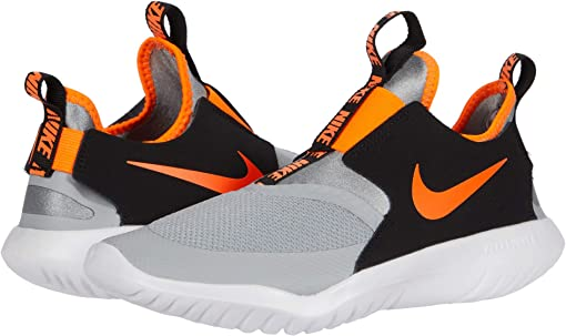 Light Smoke Grey/Total Orange/Black/White