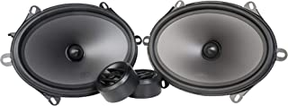 MTX Audio THUNDER681 Ohm Component Speaker - Set of 2