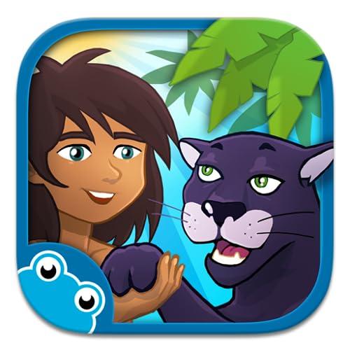 O Livro da Selva - Livro para crianças