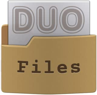DuoFM: Holo File Manager w/ Root