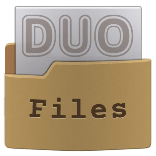 DuoFM: Holo File Manager w  Root