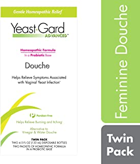 YeastGard Advanced Homeopathic Douche - 2 Pack Box
