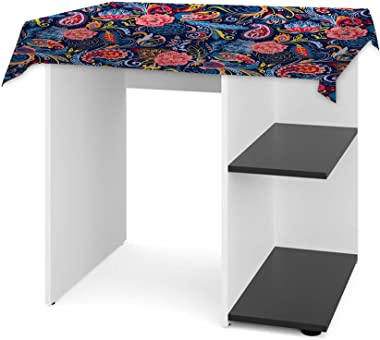 Aart Store Table/Study Table/Wooden Foldable Table/Work from Home