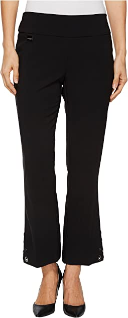 Lisette L Montreal - Victoria Stretch Crepe Crop Flare Pants