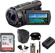 Best sony handycam fdr ax33b 4k Reviews