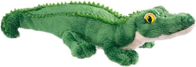 100% precio garantizado Alligator Stuffed Animal Plush Juguete 21 L by by by Wildlife Artists  punto de venta barato