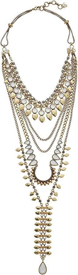 Lucky Brand - Major Layer Statement Necklace