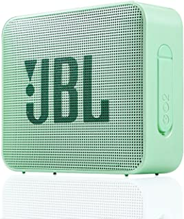 مكبر صوت محمول بتقنية البلوتوث جو 2 من جيه بي ال JBLGO2CINNAMONAM - صن كيسد سينامون