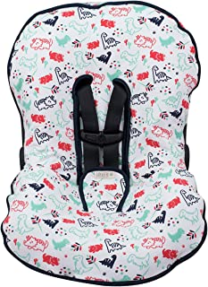 JANABEBÉ Universal Padded Cover Liner for Baby Carriers and CAR SEAT (Compatible with Maxi COSI MICO, CHICCO, BRITAX) (Din...