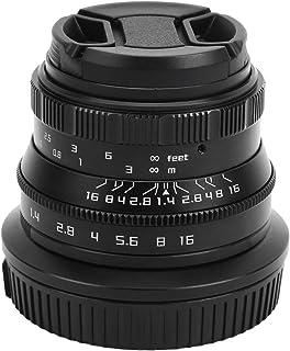 Labuduo Soczewki zamontowane na stałe ze stopu aluminium, do kamery montażowej Nikon Z5/Z6/Z7/Z50