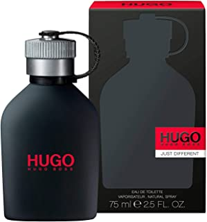 Hugo Boss JUST DIFFERENT Eau de Toilette, 2.5 Fl Oz