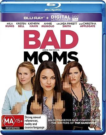 Bad Moms (Blu-ray + Digital)