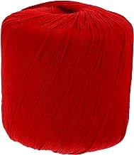 EXCEART 1 Roll Hand Breien Garen Gehaakte Katoenen Garen Weven Garen Haak Draad Tapestry Gevlochten Draad Macrame Touw Voo...