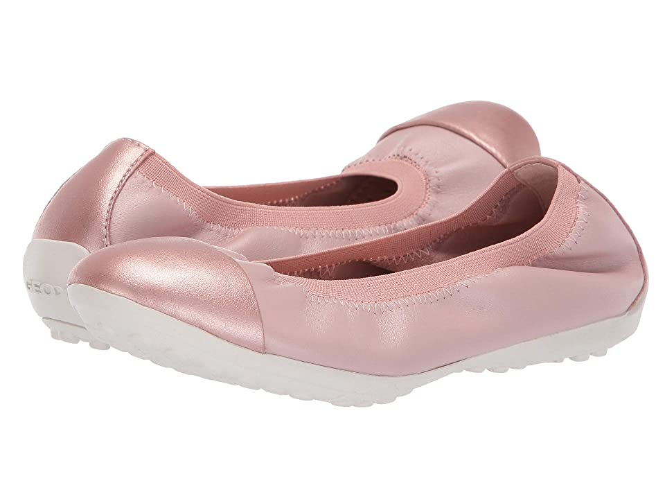 Geox Kids Piuma Girl 70 (Little Kid/Big Kid) (Rose) Girl