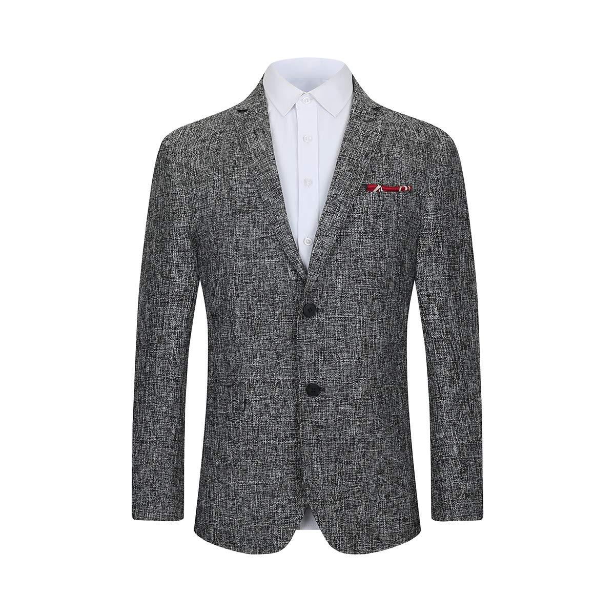 Piero Lusso Boys Fashion Sport Blazers Casual Jackets