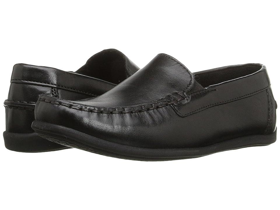 Florsheim Kids Jasper Venetian Jr. (Toddler/Little Kid/Big Kid) (Black) Boys Shoes