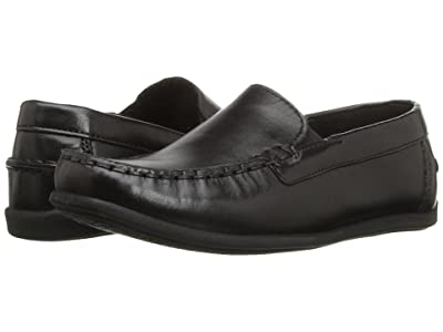 Florsheim Kids Jasper Venetian Jr. (Toddler/Little Kid/Big Kid) (Black) Boys Shoes