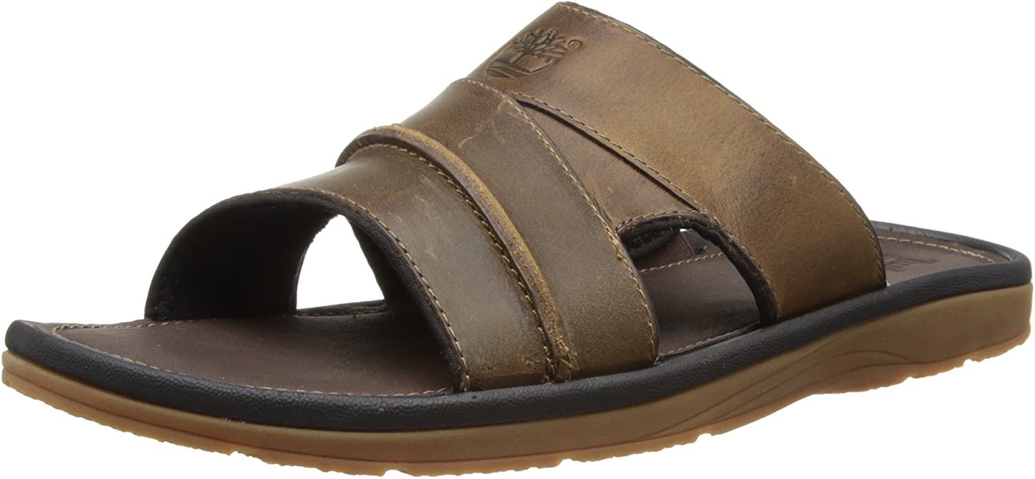 Timberland Men's Earthkeepers Cash special price Sandal Slide Omaha Mall Fisherman