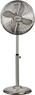 G3Ferrari g50035Marino Ventilador de pie de metal 50W 3Vel 45cm satinado