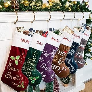 Best custom family stockings Reviews