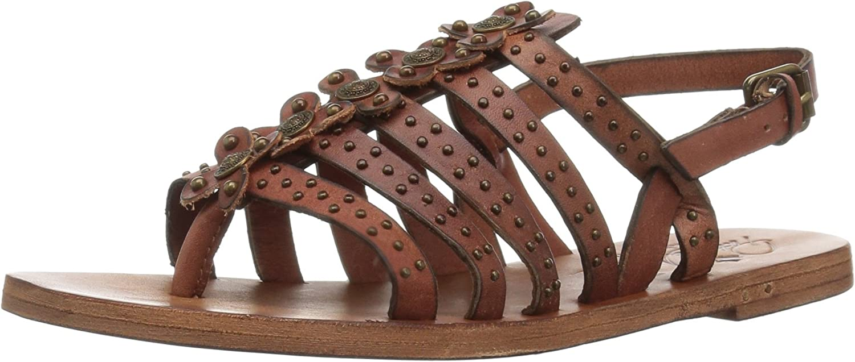 Patricia Nash Womens Erba Flat Sandal