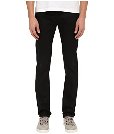 Naked & Famous Super Guy Power-Stretch Denim Jeans (Black) Men