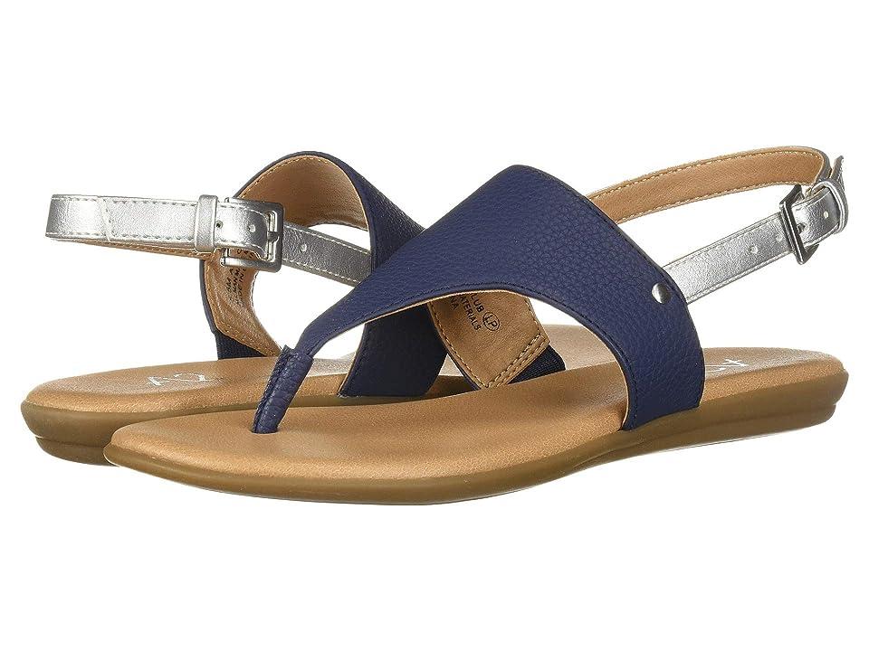 A2 by Aerosoles Art Chlub (Navy Combo PU) Women's Sandals