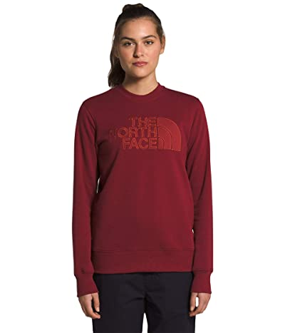 The North Face Neo Dome Crew (Pomegranate/Rosewood Red) Women