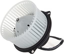 SCITOO ABS plastic Heater Blower Motor w/Fan HVAC Resistors Blowers Motors Replacement fit for 1994-2001 Dodge Ram 1500/1994-2002 Dodge Ram 2500/1994-2002 Dodge Ram 3500/1993-1998 Jeep Grand Cherokee