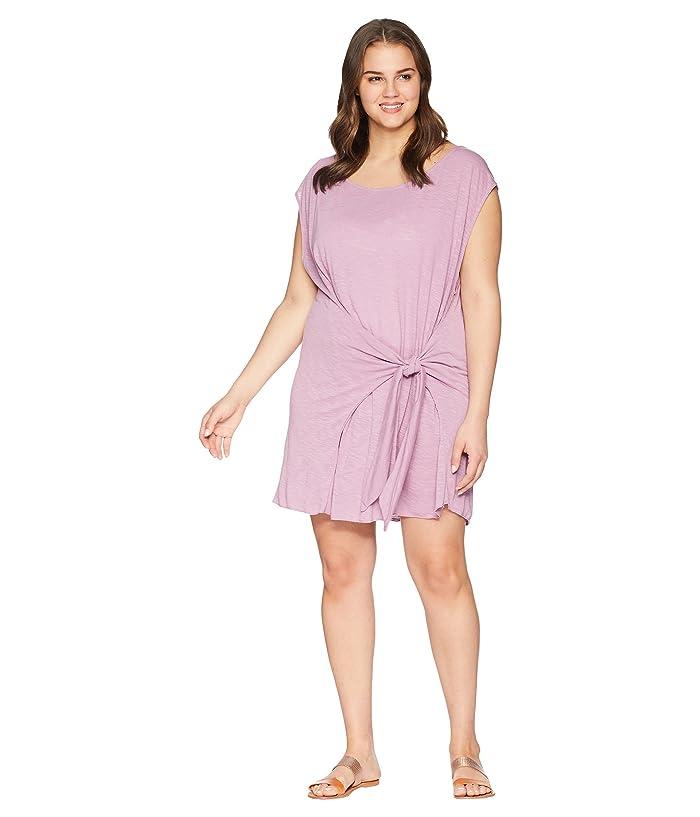 4c4f489156 BECCA by Rebecca Virtue Plus Size Breezy Basics Dress Cover-Up at 6pm
