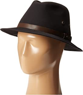 7b3c57d0d7f17e Country Gentleman Dunmore Classic Wool Fedora Hat at Zappos.com