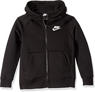 Nike Girl's NSW Full Zip Hoodie