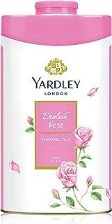 Yardley English Perfumed Talc, Rose