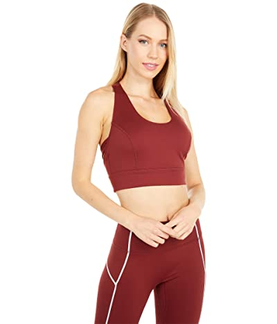 FP Movement Light Synergy Crop Top (Spiced Mahogany) Women