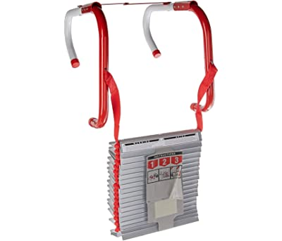 Kidde Three Story Fire Escape Ladder with Anti-Slip Rungs | 13 Foot | Model # KL-2S