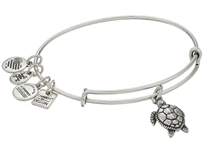 Alex and Ani Turtle (Rafaelian Silver) Bracelet