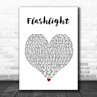 Best flashlight lyrics to print Reviews
