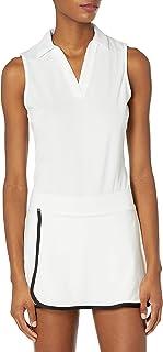 Women's Airflux Sleeveless Golf Polo Shirt