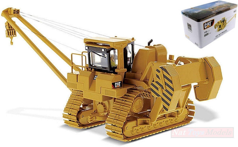 tienda en linea NEW DIECAST Master DM85272 POSATUBI POSATUBI POSATUBI Cat 587T Pipelayer 1 50 MODELLINO Die Cast Model  punto de venta