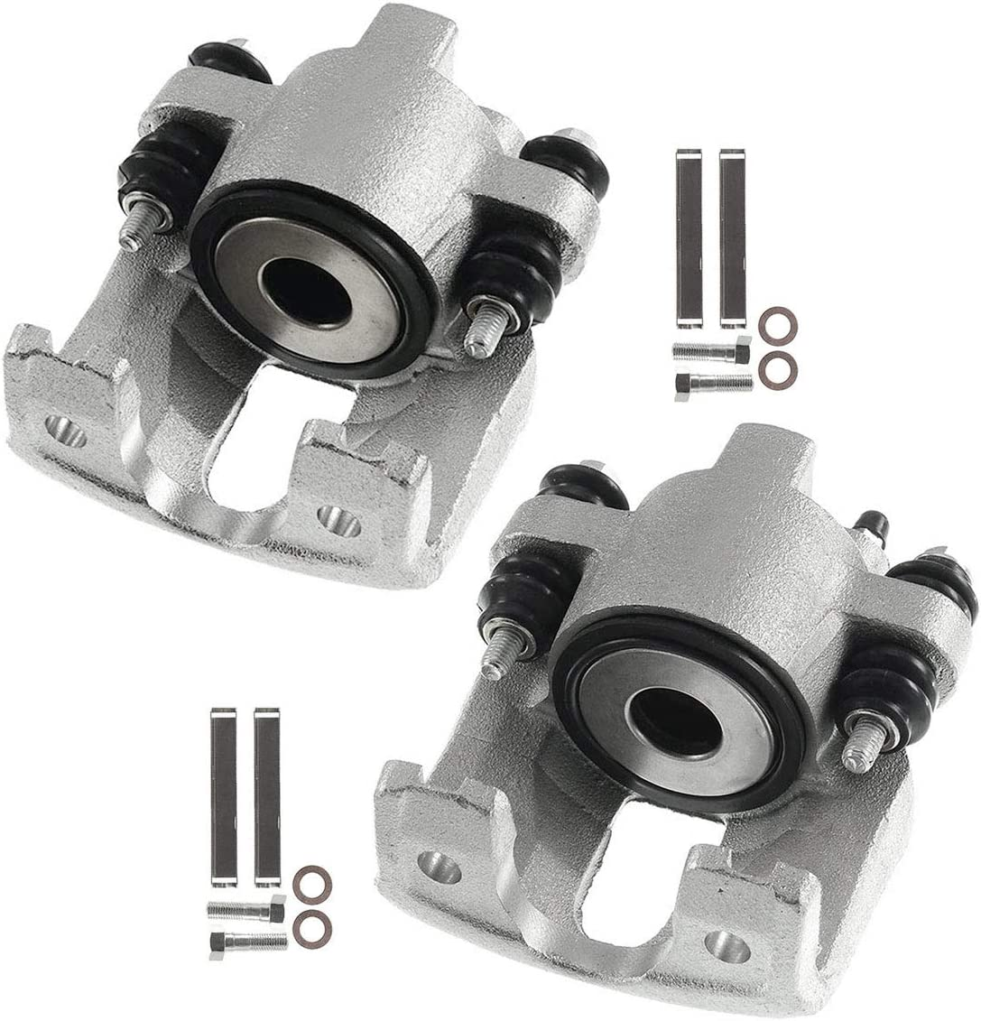 San Diego Mall A-Premium Disc Brake Caliper Memphis Mall Compatible Bracket Without Assembly