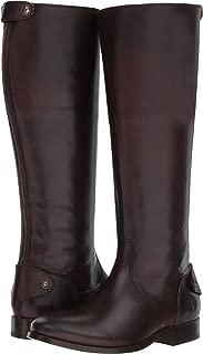 FRYE Women's Melissa Button Back Zip Knee High Boot
