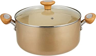Meyer Stockpot Cushion Smart Glass Lid - 26 Cm Beige Beige